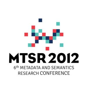 6th metadata and semantics research conference logo